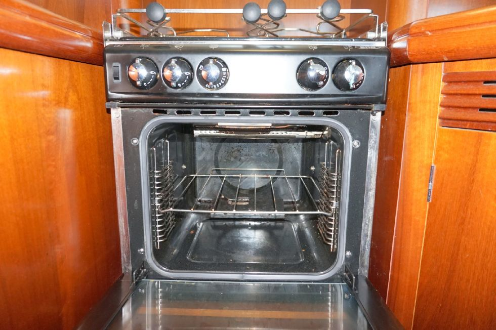 Lagoon 43 Power Cat Galley Oven