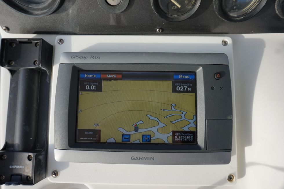 Lagoon 43 Power Cat Garmin Chart Plotter/Radar