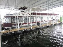 2002 Sumerset 75x16 Custom Houseboat