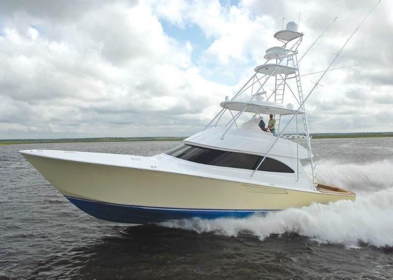 2013 Viking 55 Convertible