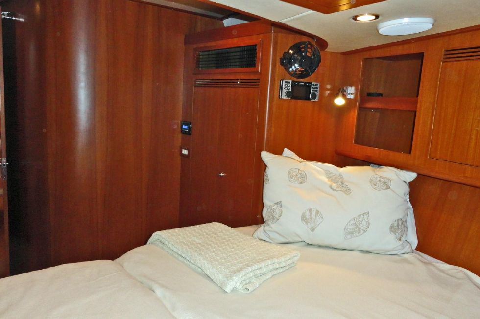 Fwd Cabin, Looking Aft