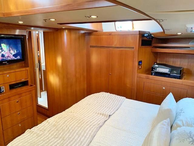 Owner's Cabin Stbd