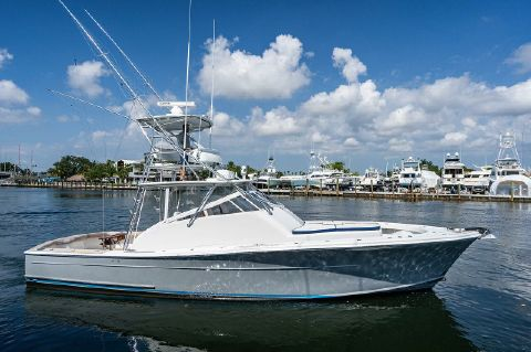 2014 Release Boatworks Custom Sportfish Walkaround