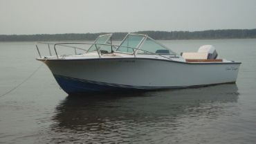 1980 Chris-Craft Scorpion