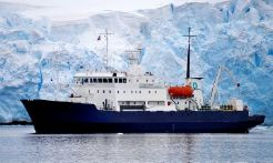 1982 Custom Polar Expedition Cruise Ship