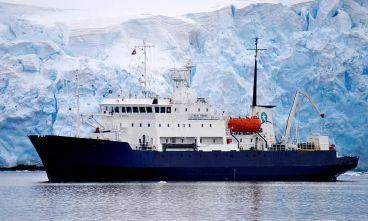 1982 Custom Polar Expedition Cruise Ship