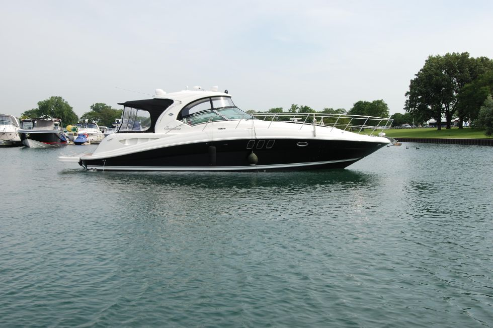 2007 Sea Ray 40 Sundancer 40 Boats For Sale Jefferson Beach Yacht