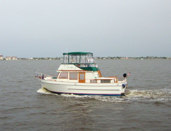 1979 Marine Trader 36 DOUBLE CABIN - Photo 1