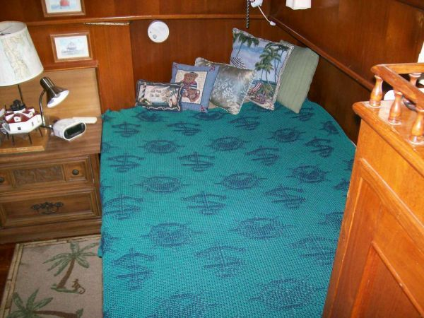 1979 Marine Trader 36 DOUBLE CABIN - Master