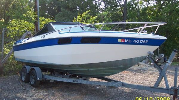 Chris-Craft Scorpion 230 Cuddy w/Trailer Photo 1