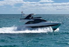 2022 Astondoa 52 Flybridge