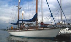 1964 Walter Rayner Atlantic Ketch