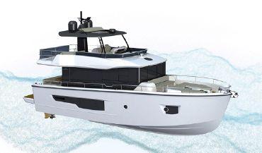 2019 Cranchi T55 ECO Trawler