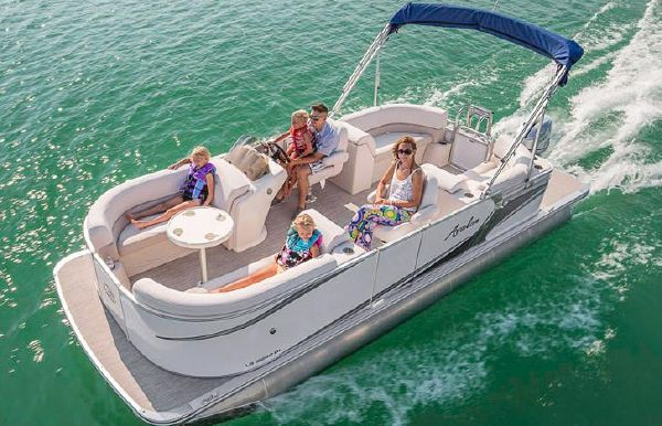2018 Avalon LS Quad Lounge - 22'