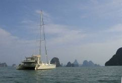 1992 Lizard Yachts Peter Kerr Catamaran