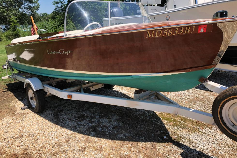 1956 Chris-Craft 17 Sportsman