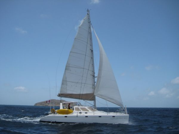 2000 Voyage 430 Charter version w/ business available - Under Sail