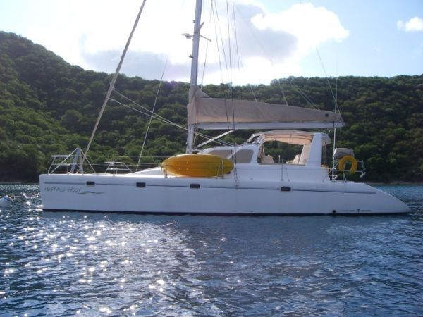 2000 Voyage 430 Charter version w/ business available - Portside