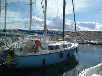 1979 Kirie Fifty 40 ketch