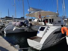 2010 Custom Sailing Catamaran 82