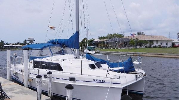 Endeavour Catamaran 36 Paloma