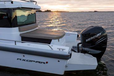 2021 Axopar AC Single Black 300HP