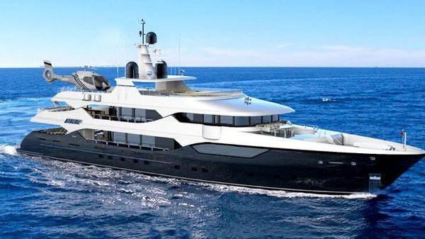 Christensen Custom MCA Series Skylounge Motoryacht