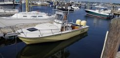 1986 Boston Whaler Cuddy