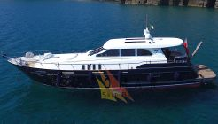 2006 Custom PACIFIC SHIPYARD Prestige 170