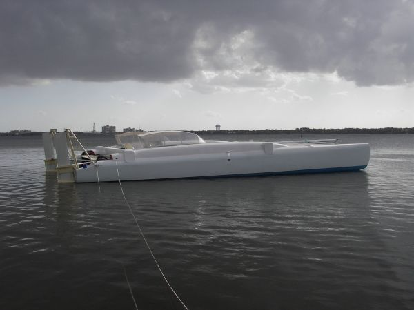 2011 Custom Catamaran - Photo 1