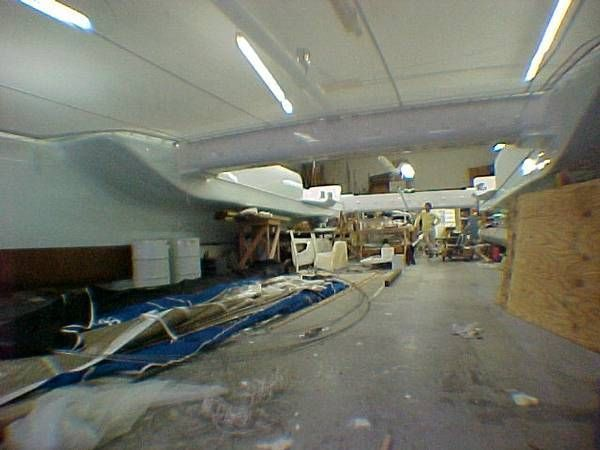 2011 Custom Catamaran - Under Construction