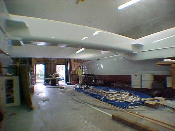 2011 Custom Catamaran - Construction 2
