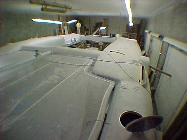 2011 Custom Catamaran - Construction 3