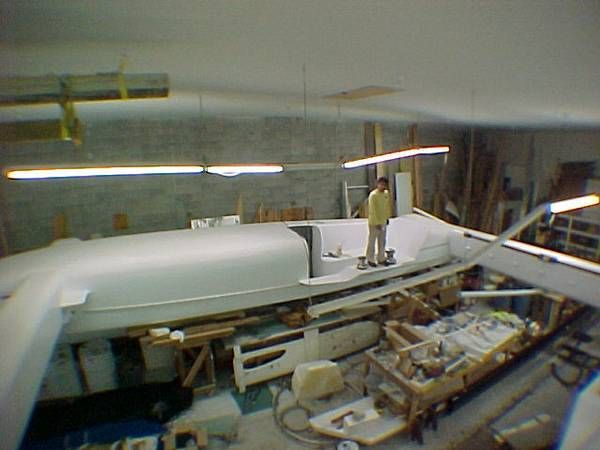 2011 Custom Catamaran - Construction 4