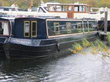 2010 Narrowboat Traditional Stern