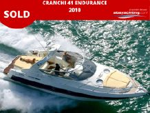 2010 Cranchi Endurance 41