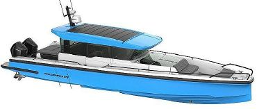 2021 Axopar Twin White 200HP w/WET BAR