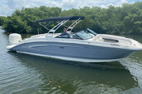 2017 Sea Ray 270SX-OB