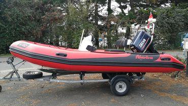 2004 Adventure V450