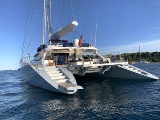 2011 Custom Cuneo Marine 106