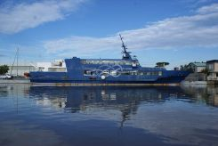 1989 Custom Illichivsk Ship Repairing Yard - Illichevsk, Ukraine 37,50 Motonave