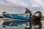 Crestliner 1650 Pro Tillerimage