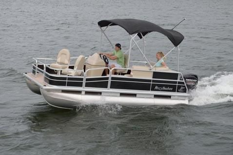 2018 Misty Harbor 1680 Explorer FC