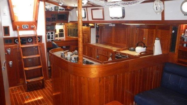 Shannon 52 Galley