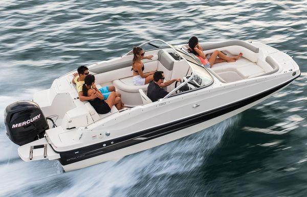 2018 Bayliner 190 Deck Boat