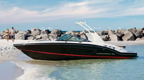 Chaparral 227 SSX Manufacturer Provided Image