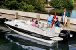 Bayliner 210 Deck Boatimage
