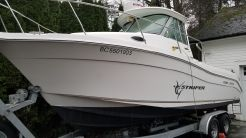 2006 Striper 2601 Walkaround OB