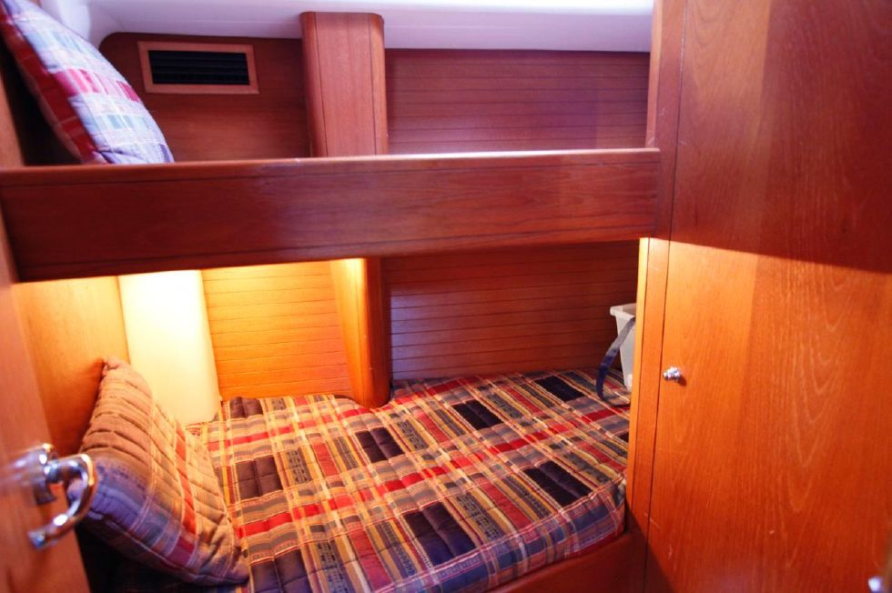 Moody 46 3rd Stateroom