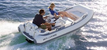 2019 Williams Jet Tenders Minijet 280
